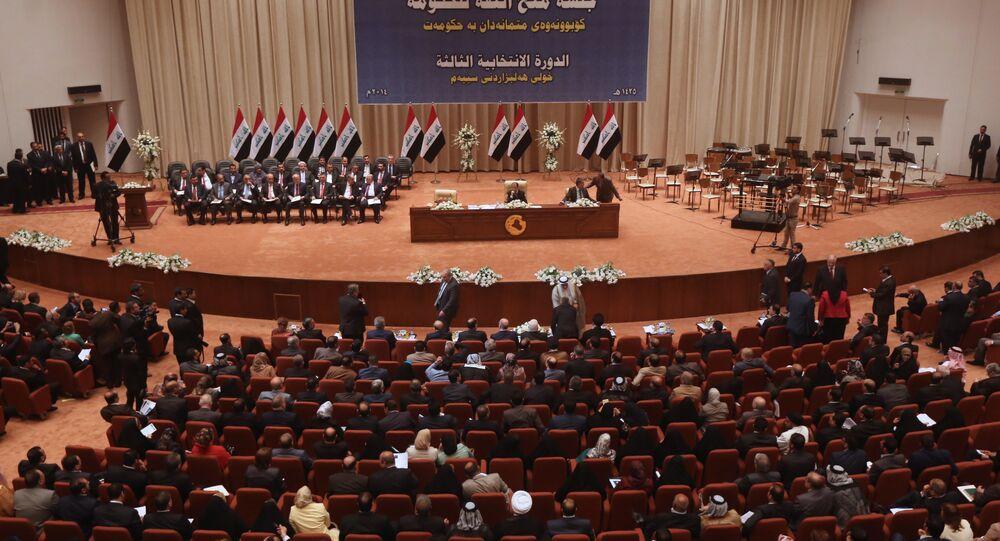Il Parlamento dell'Iraq