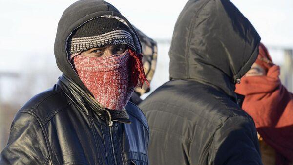 Migranti nella regione di Murmansk - Sputnik Italia