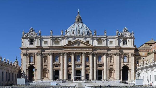 La basilica di San Pietro - Sputnik Italia
