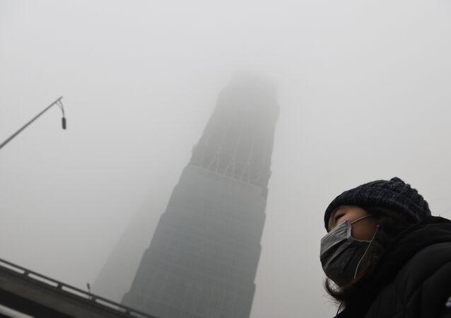 Smog a Pechino