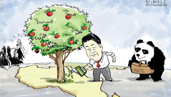 Xi investe in Africa - Sputnik Italia