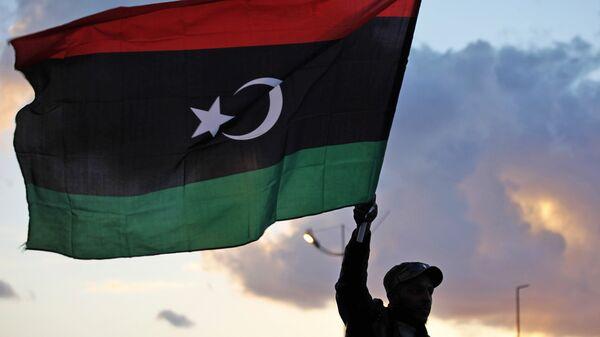 La bandiera della Libia - Sputnik Italia