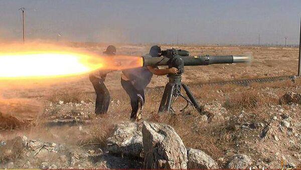Le armi dei terroristi del Daesh. - Sputnik Italia