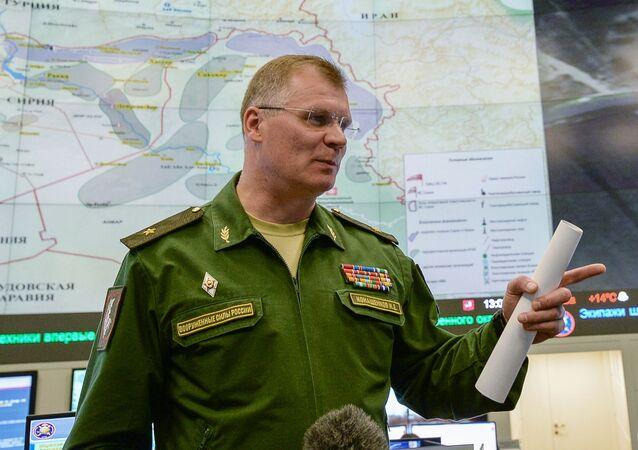 Igor Konashenkov