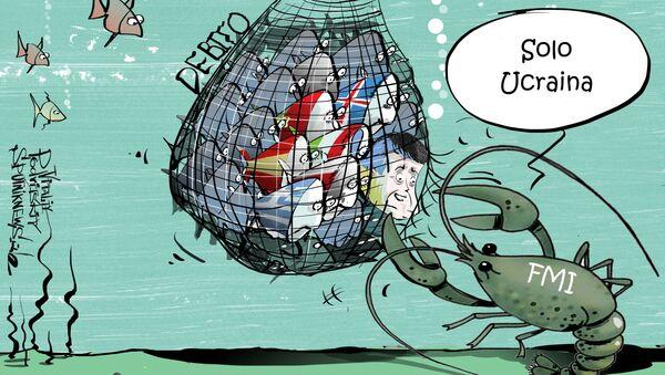 FMI cercherà di aiutare Ucraina - Sputnik Italia