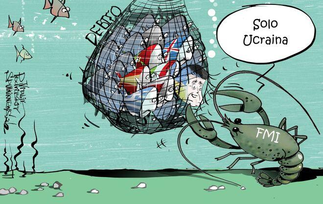 FMI cercherà di aiutare Ucraina