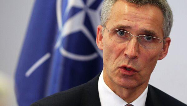 Jens Stoltenberg, Segretario NATO - Sputnik Italia
