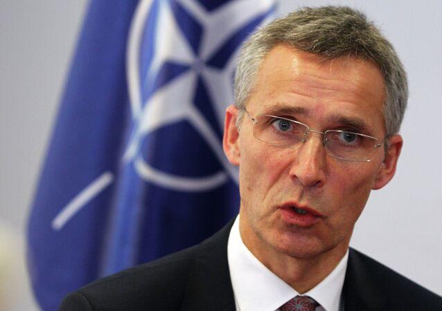 Jens Stoltenberg, Segretario NATO