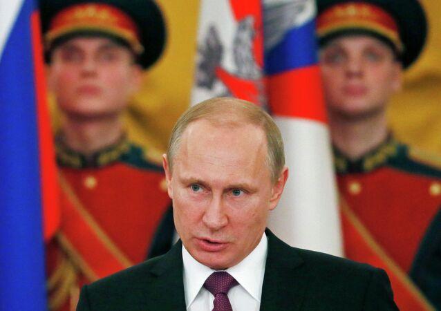 Presidente Putin