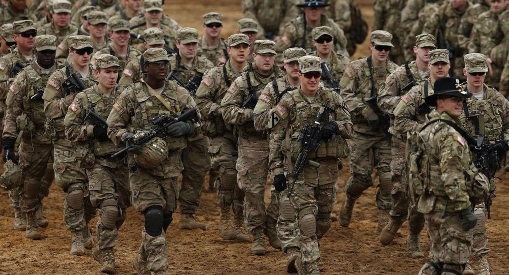 Soldati americani (foto d'archivio)
