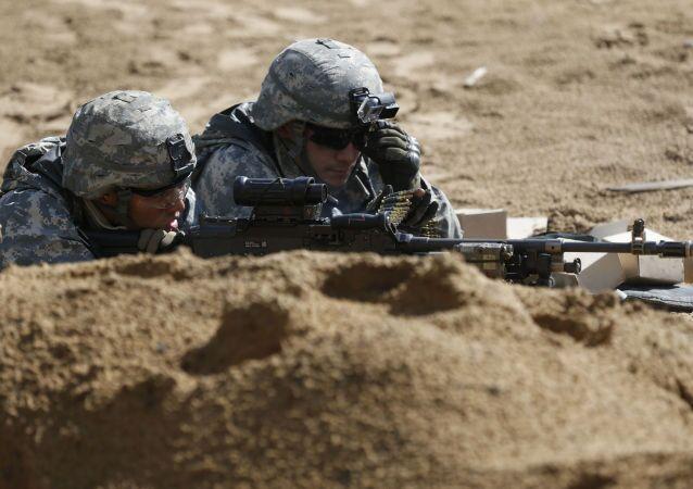 Soldati americani in Lituania