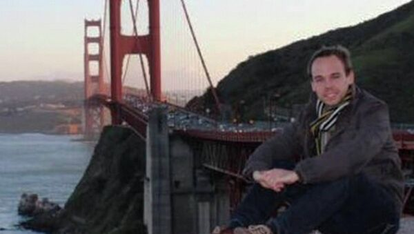 Andreas Lubitz, co-pilota suicida dell'airbus della Germanwings - Sputnik Italia