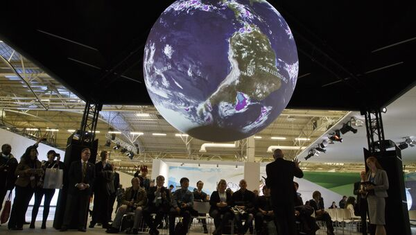 La conferenza ONU sui cambiamenti climatici Cop21 a Parigi - Sputnik Italia