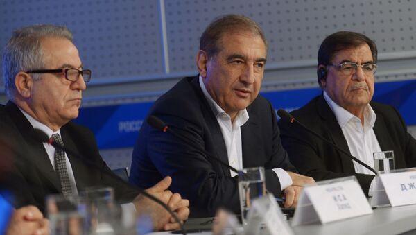 Rappresentanti dell'opposizione siriana - Sputnik Italia