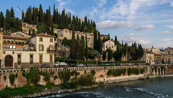 La veduta su Verona - Sputnik Italia