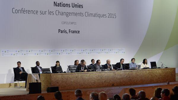 Conferenza sul clima di Parigi - Sputnik Italia
