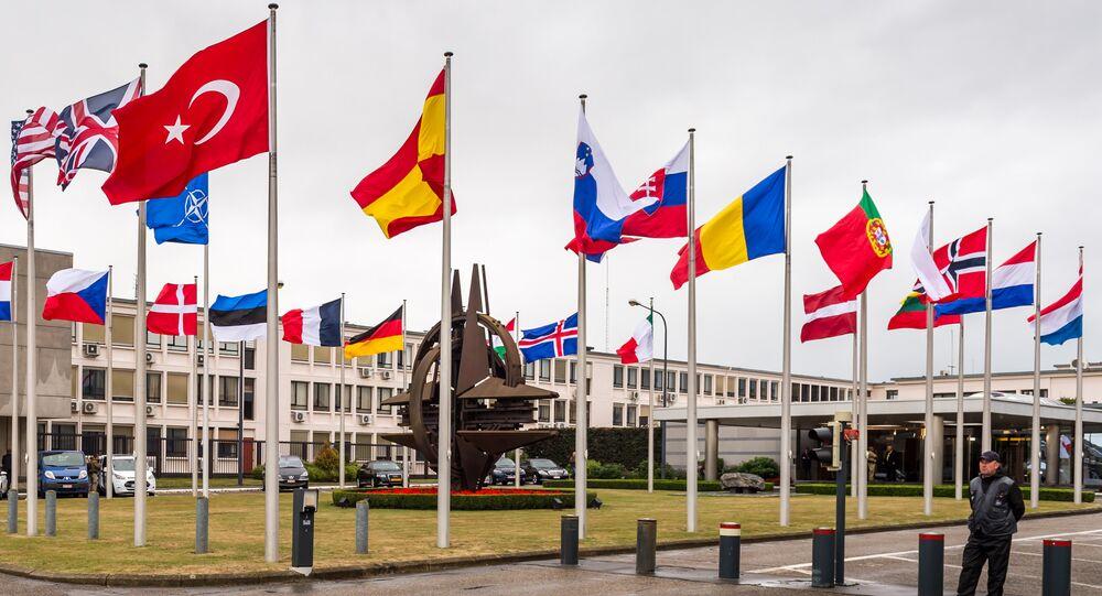 Quartiere generale della NATO a Bruxelles
