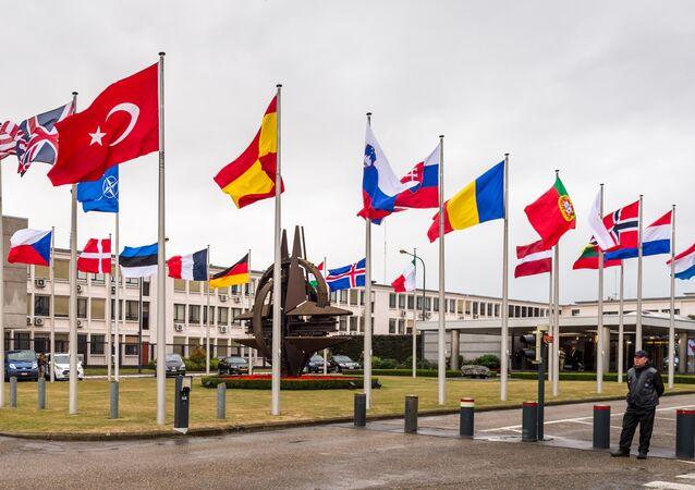 Quartiere generale della NATO a Bruxelles (foto d'archivio)