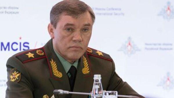 Generale Valery Gerasimov - Sputnik Italia
