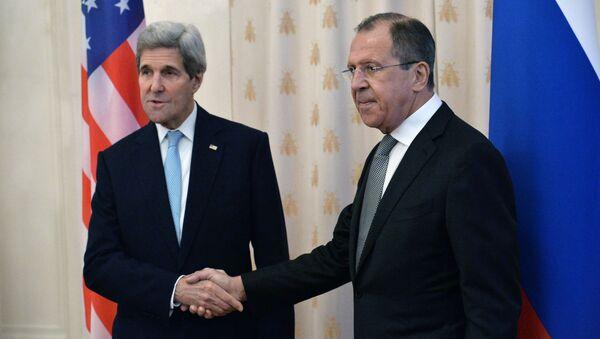 Incontro Lavrov-Kerry a Mosca - Sputnik Italia