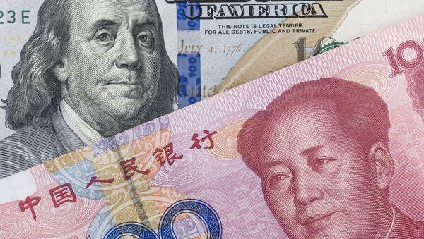 Lo yuan cinese e il dollaro americano - Sputnik Italia