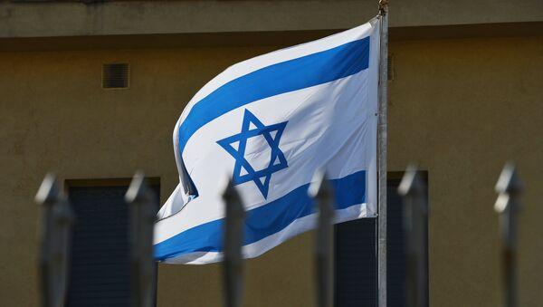 La bandiera dell'Israele - Sputnik Italia
