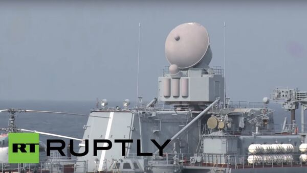 Incrociatore Mosca - Sputnik Italia