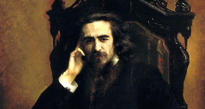 Vladimir Soloviev (1853-1900) fu un filosofo, teologo, poeta e critico letterario russo.