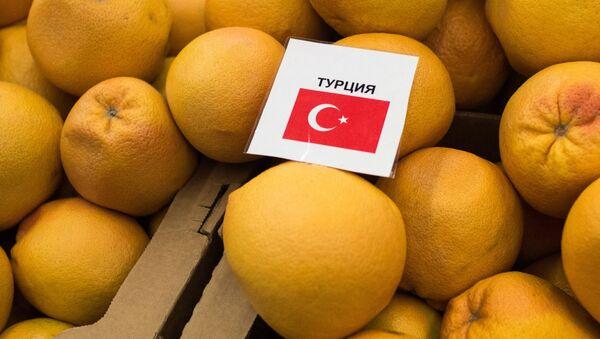 Mandarini turchi - Sputnik Italia