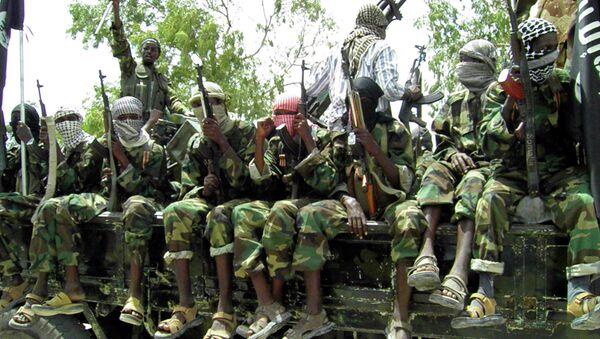 Militanti di Al Shabaab - Sputnik Italia
