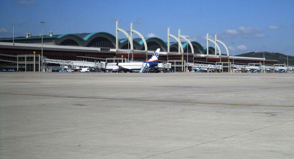 Aeroporto Sabiha Gökçen di Istanbul, Turchia