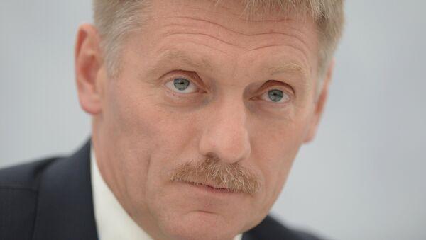 Dmitri Peskov, portavoz del Kremlin - Sputnik Italia