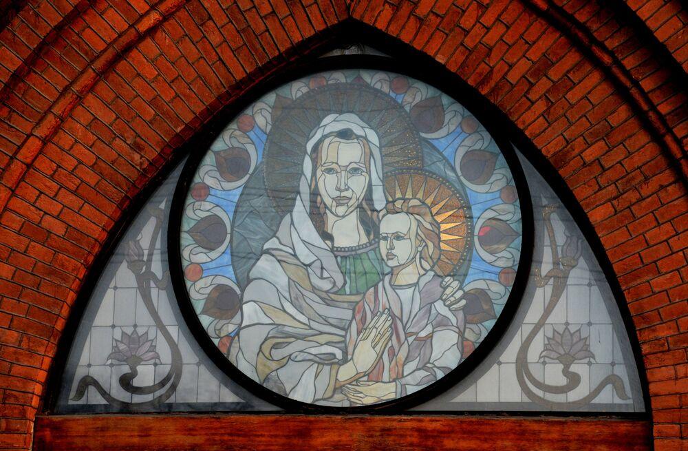 Le cattedrali cattoliche e protestanti russe