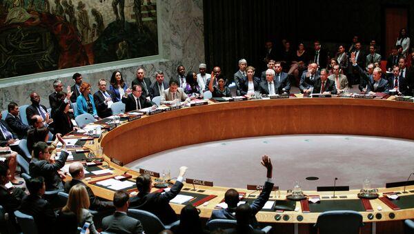 Consiglio di sicurezza dell'ONU - Sputnik Italia