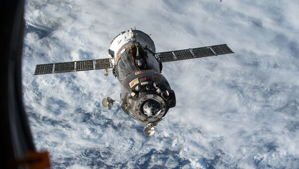 Космический корабль «Союз TMA-15M» - Sputnik Italia