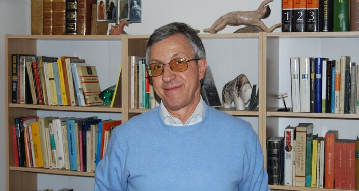 Piergiorgio Acquaviva, presidente del Consiglio delle Chiese cristiane di  Milano