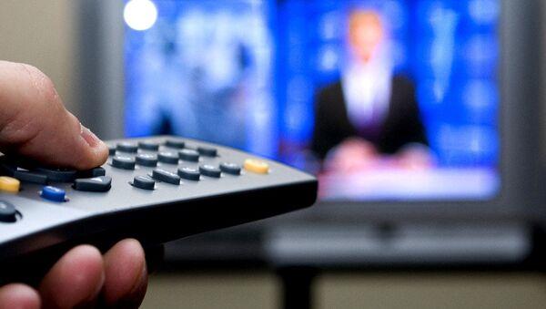 Propaganda & Media, TV - Sputnik Italia