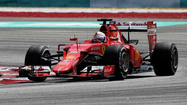 Sebastian Vettel (Ferrari), Gp Malesia - Sputnik Italia