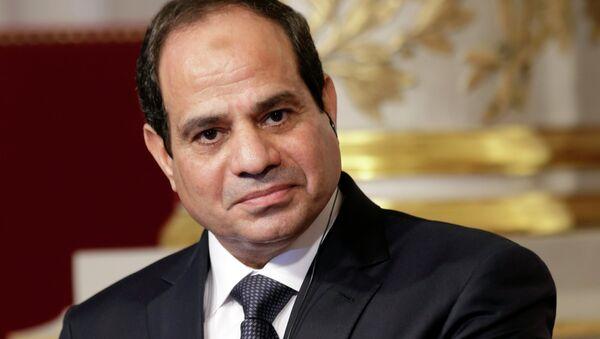 Presidente dell'Egitto Abdel Fattah al-Sisi - Sputnik Italia