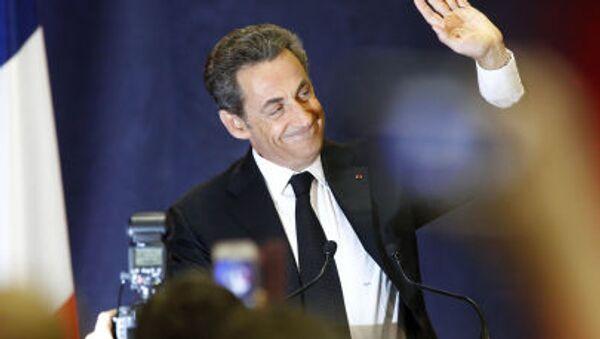 Sarkozy - Sputnik Italia