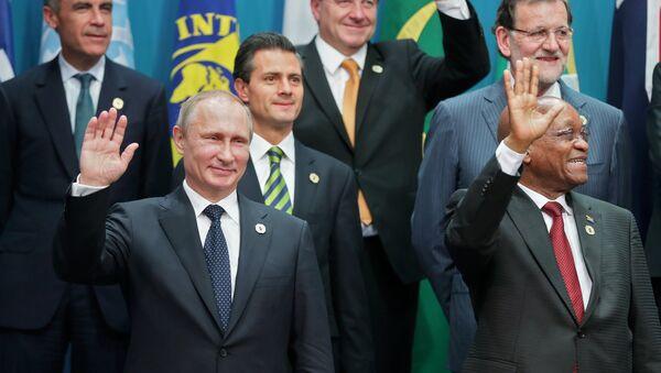 G20, Brisbane - Sputnik Italia