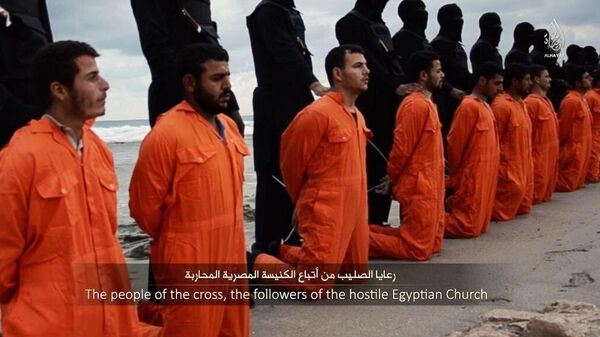 ISIS releases video claiming execution of 21 Egyptian Copts - Sputnik Italia