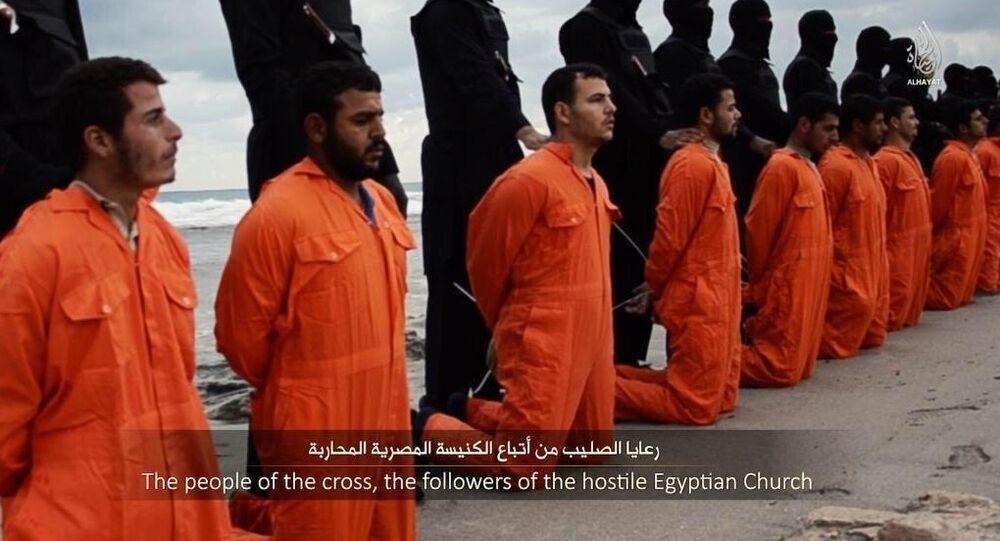 Un`altra esecuzione feroce effettuata da ISIS