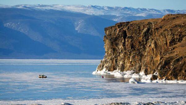 L'isola Olkhon nel lago Bajkal. - Sputnik Italia