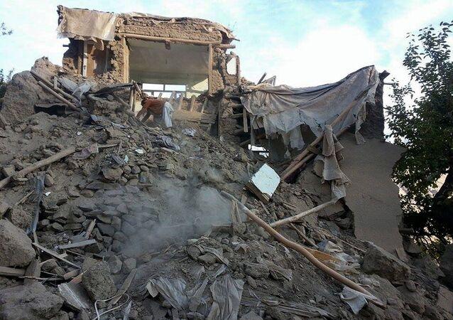 Dopo un terremoto