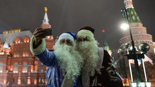 Il Capodanno in Russia. - Sputnik Italia
