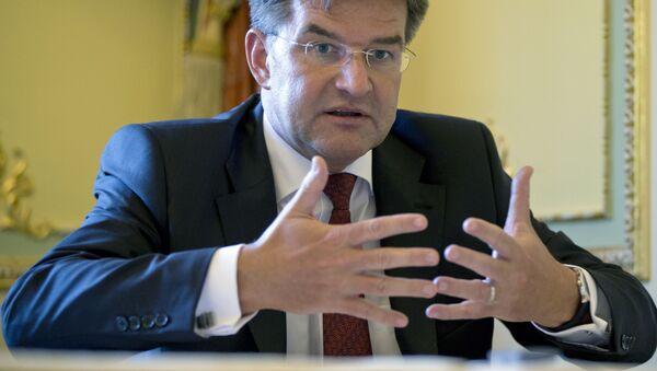 Miroslav Lajcak - Sputnik Italia