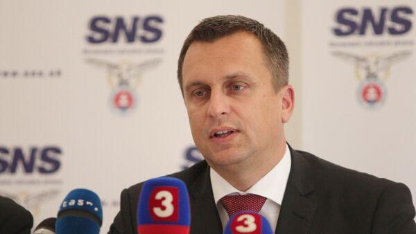 Andrej Danko - Sputnik Italia
