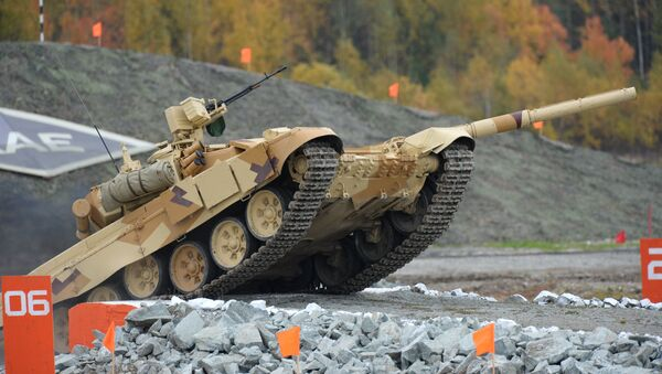 Carro armato T-90S - Sputnik Italia
