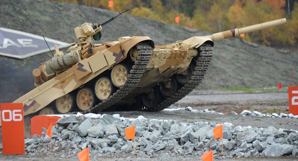 Carro armato T-90S